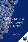 Pierik, Rudolf - Wijn proeven, geur, smaak en fouten - POD editie