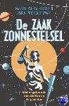Calmthout, Martijn van, Zwart, Simon Portegies - De Zaak Zonnestelsel