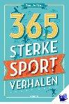 Vriese, Geert De - 365 sterke sportverhalen