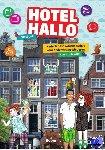 Koelewijn, Kim - Hotel Hallo - cursus Nederlands voor kinderen in het buitenland - leesboek