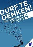 Meester, Frank, Meester, Maarten, Kienstra, Natascha - Durf te denken! Werkboek vwo 4 - Wetenschapsfilosofie - POD editie