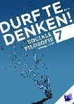 Meester, Frank, Meester, Maarten, Kienstra, Natascha - Durf te denken! Werkboek vwo 7 - Sociale filosofie - POD editie