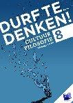 Meester, Frank, Meester, Maarten, Kienstra, Natascha - Durf te denken! Werkboek vwo 8 - Cultuurfilosofie - POD editie