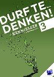 Meester, Frank, Meester, Maarten, Kienstra, Natascha - Durf te denken! Durf te denken! Werkboek havo 3 - Kennisleer - POD editie