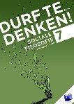 Meester, Frank, Meester, Maarten, Kienstra, Natascha - Durf te denken! Werkboek havo 7 - Sociale filosofie - POD editie