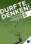 Meester, Frank, Meester, Maarten, Kienstra, Natascha - Durf te denken! Werkboek havo 8 - Cultuurfilosofie - POD editie