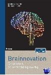 Crijns, Maurice, Biekens, Peter - Brainnovation - Creativiteit, de verbeelding voorbij