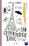 Slabbynck, Peter - De Eiffeltoren is 540 stokbroden hoog en andere weetjes over Frankrijk