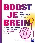 Moscovich, Ivan - Boost je brein