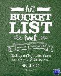 Rijck, Elise De - Het Bucketlist boek voor een groene wereld