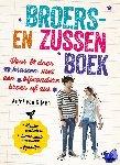 Dijken, Anjet van - Broers- en zussenboek