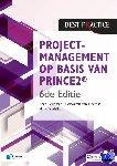 Hedeman, Bert, Fredriksz, Hans, Vis van Heemst, Gabor - Projectmanagement op basis van PRINCE