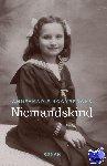 Hooyberghs, Anne-Marie - Niemandskind - POD editie