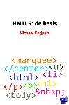 Kuijpers, Michael - HMTL5: de basis - POD editie