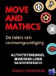 Vermeulen, Yorick - Move and Mathics - POD editie