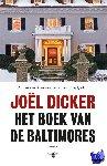 Dicker, Joël - Het boek van de Baltimores