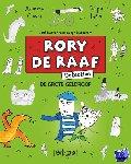 - Rory de Raaf: De grote overval