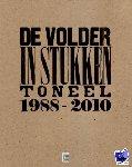 Volder, Eric De - In stukken - POD editie