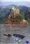 Wong, Theo, Kroonenberg, Salomon, Augustinus, Pieter - Geologie en landschappen van Suriname