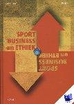 Leeuw, Jan de - Sportbusiness en ethiek, editie 2013
