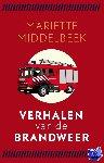 Middelbeek, Mariette - Pakket Verhalen van de brandweer