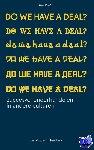 Meertens, Jan Vincent - Do we have a deal?