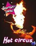 West, Cathy - Het Circus, Sterrenjacht!