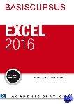 Toet, Jolanda, Jacobsen, Saskia - Basiscursus Excel 2016 - POD editie