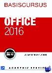Jacobsen, Saskia, Toet, Jolanda - Basiscursus Office 2016