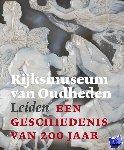 - Rijksmuseum van Oudheden Leiden - een geschiedenis van 200 jaar