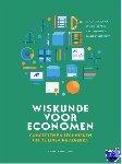 Quaegebeur, Johan, Schoutens, Wim, Tanrioven, Naci, Vandereyt, Paulien - Wiskunde voor economen