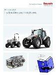 - Hydrauliek voor tractoren