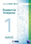 Bielderman, Ton, Spierenburg, Theo, Gorter, Gerrit, Duijm, Herman, Leyendijk, Gerda, Scholte, Paul - Economie Integraal havo Antwoordenboek 1