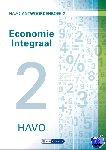 Bielderman, Ton, Duijm, Herman, Gorter, Gerrit, Leyendijk, Gerda, Scholte, Paul, Spierenburg, Theo - Economie Integraal havo Antwoordenboek 2