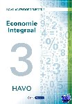 Bielderman, Ton, Duijm, Herman, Gorter, Gerrit, Leyendijk, Gerda, Scholte, Paul, Spierenburg, Theo - Economie Integraal havo Antwoordenboek 3