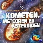 Wilkins, Mary-Jane - Kometen, meteoren en asteroïden - Ons zonnestelsel