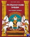 Núñez, Jhonny - De Olympische Spelen van de Oude Grieken