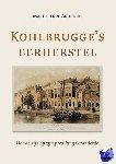 den Admirant, Maarten - Kohlbrugge's eerherstel - POD editie