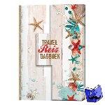- Travel reisdagboek- strand
