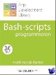Kamer, Henk van de - Bash-scripts programmeren