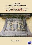 Grothues, Bernard - LEXICON VAN HET CHRONOGRAM - POD editie