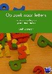 Janson, Dolf - Op zoek naar letters - POD editie