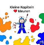 Kapitein Winokio - Kleine Kapitein kleuren