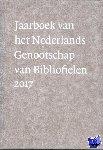 Jaspers, Gerard - Jaarboek 2017 Nederlands Genootschap van Bibliofielen