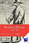 Boshart, M. - De pest in Europa 1347-1352 - POD editie