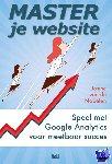 Nobelen, Josine van de - Master je website