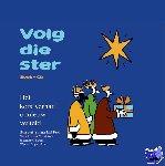 Dros, Rick - VOLG DIE STER, BOEK + CD  HET KERSTVERHAAL OPNIEUW VERTELD