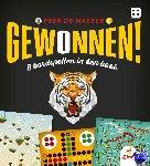 Maeyer, Peer De - Gewonnen! 8 Bordspellen in één boek