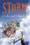 Birck, Jan - Storm en de voetbalgoden